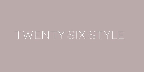 Twenty Six Style – Rob Hobson Nutritionist – Publications