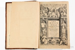 1611 edition of the King James Bible2