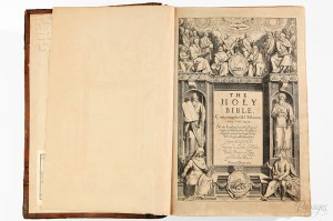 1611 edition of the King James Bible