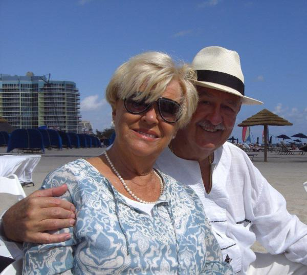 Bob + Hazel beach