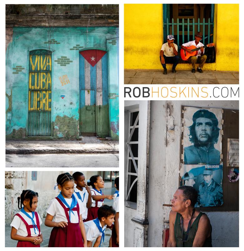 CUBA | ROBHOSKINS.COM