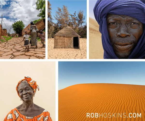 Sahel: Planting Seeds in the Desert | ROBHOSKINS.COM
