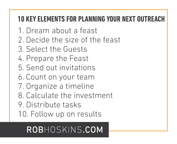 10 key elements for planning your next outreach_Interior Image