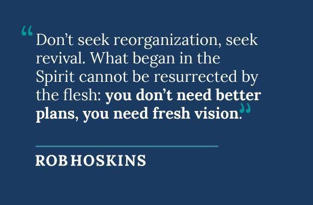 seek revival