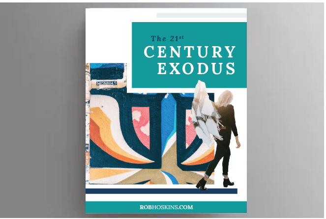 21st century exodus