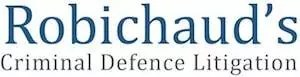 Robichaud's Criminal Lawyers Logo