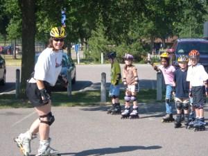 Robichon's Eden Prairie Kids Inline Skate Camp
