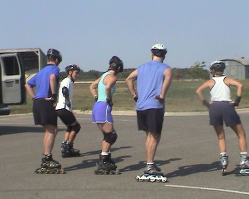 Learn to Inline Skate Minnesota