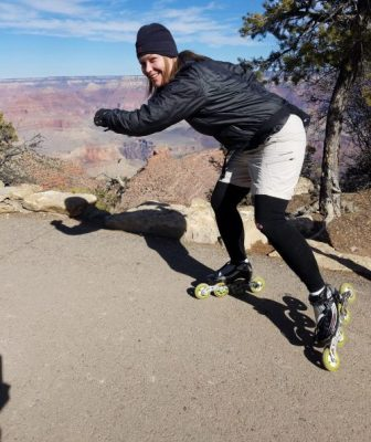 Grand Canyon Skate Adventure