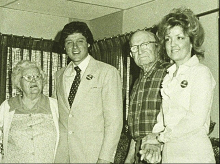 "Juanita Broaddrick says Bill Clinto raped her and ""Hillary tried to silence me."""