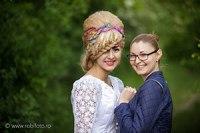 fotograf nunta Galati beauty sedinte foto outdoor victoria
