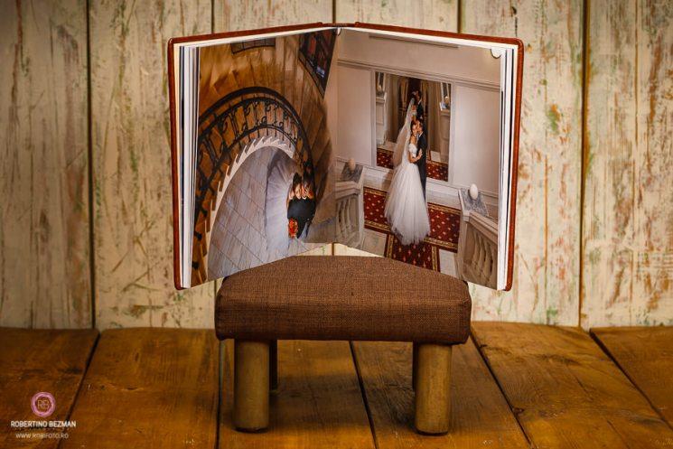 albume foto printate de nunta oferite clientilor robertino foto fotograf nunta galati braila bucuresti constanta iasi