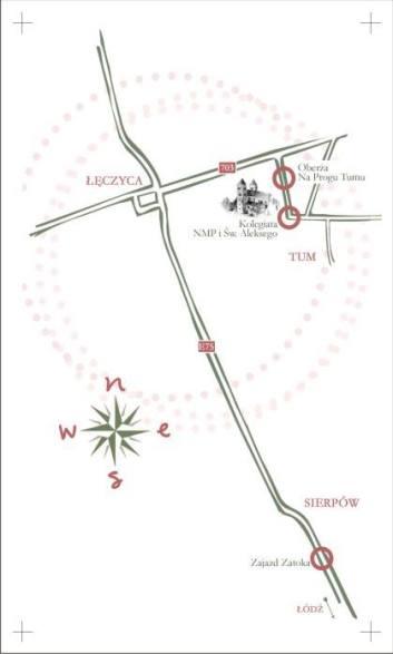 Mapki dojazdu - oryginalny element zaproszeń ślubnych - Robimy Śluby