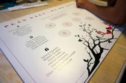 Poligrafia ślubna - plan sali - Robimy Śluby