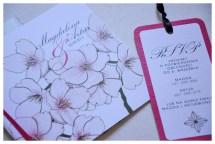 Indywidualne, ręcznie robione zaproszenia ślubne - Robimy Śluby
