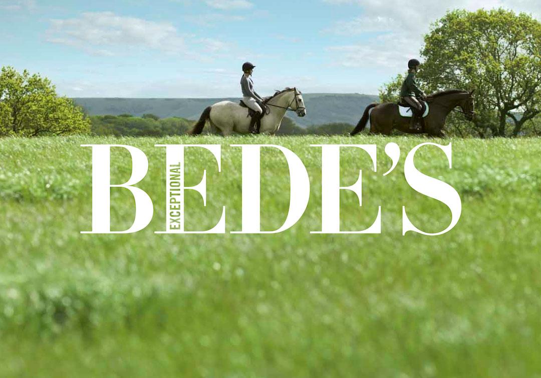 Bede's Senior School logotype