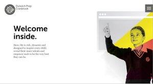 Dulwich Website Welcome Inside