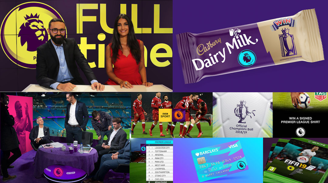 Premier League Brand Refresh Applications 3