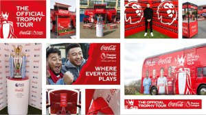 Premier League Brand Refresh Coke