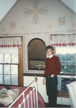 Robin, Honeymoon at the Old Edwards Inn