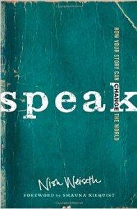 Speak by Nish Weiseth