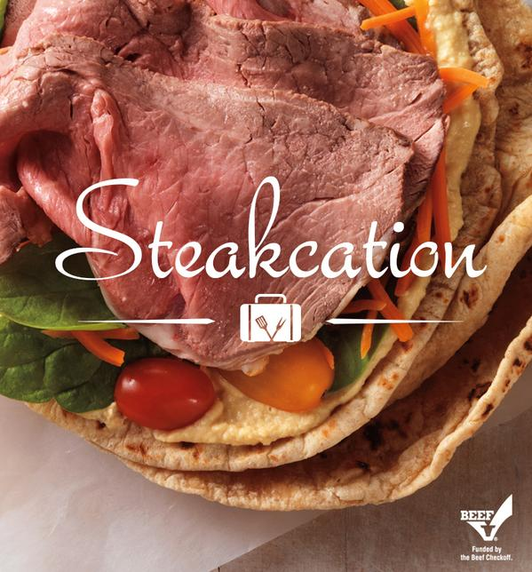 Steakcation