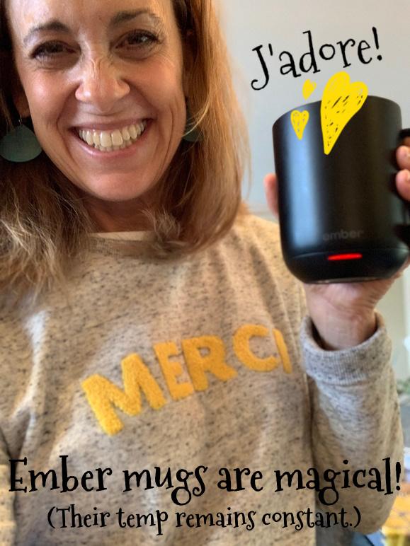 An Ember Mug - my new favorite gift!