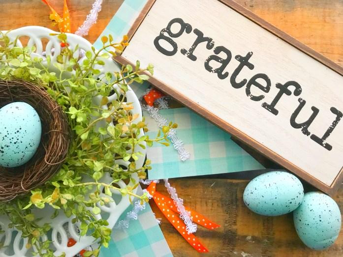 Spring Green Grateful Nest