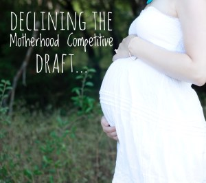 Motherhood Competitive Draft