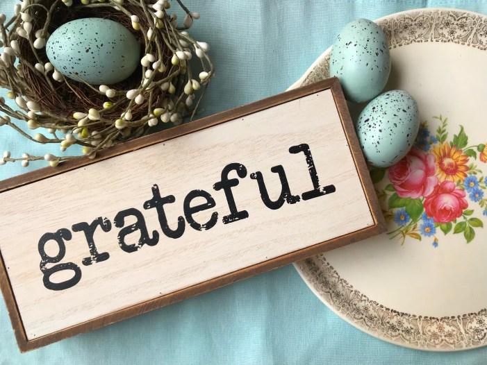 Soft Grateful