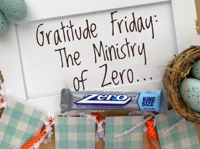 The Ministry of Zero