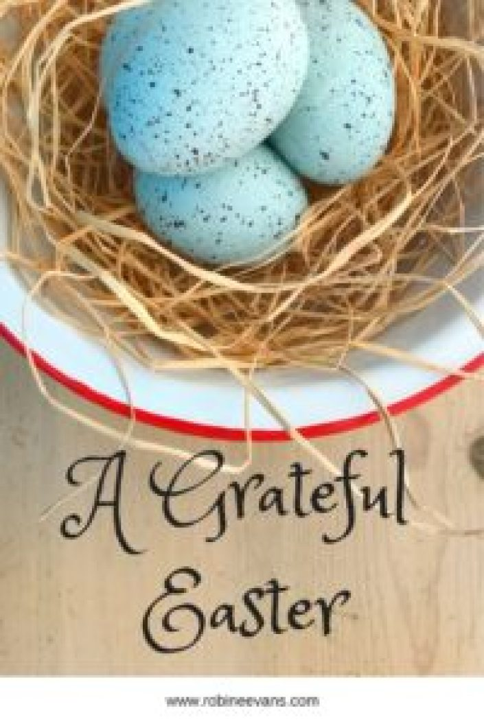 A Grateful Easter