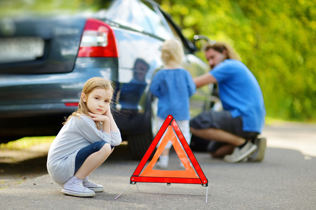 Roadside Accidents in West Virginia | WV Injury Lawyers