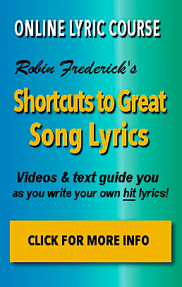 Robin's Online Lyric Course