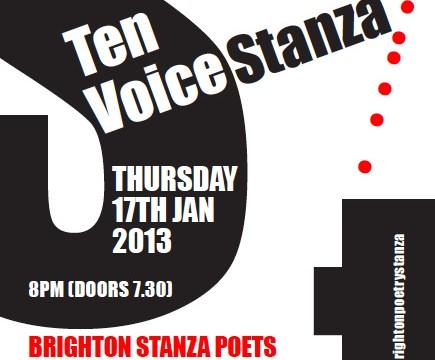 Ten Voice Stanza - Brighton 17-1-13