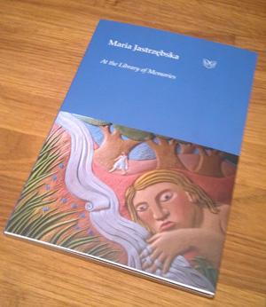 At the library of memories - Maria Jastrzebska