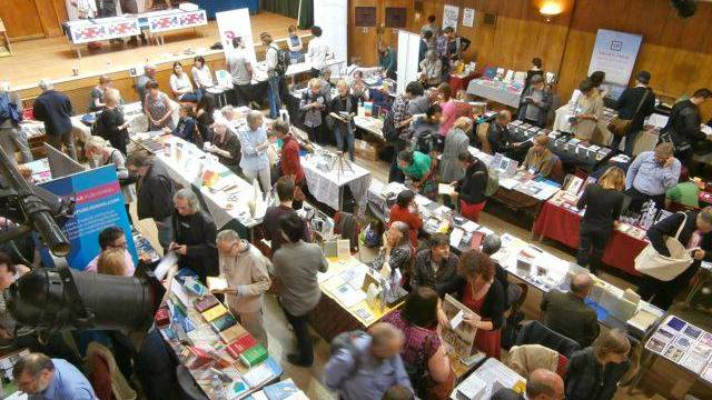 Poetry Book Fair