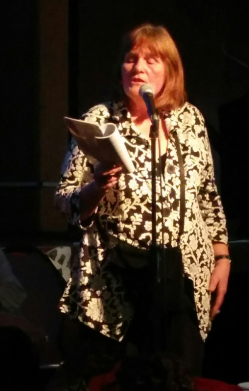 Marion Tracy, Rottingdean Writers & Mid Sussex Stanza