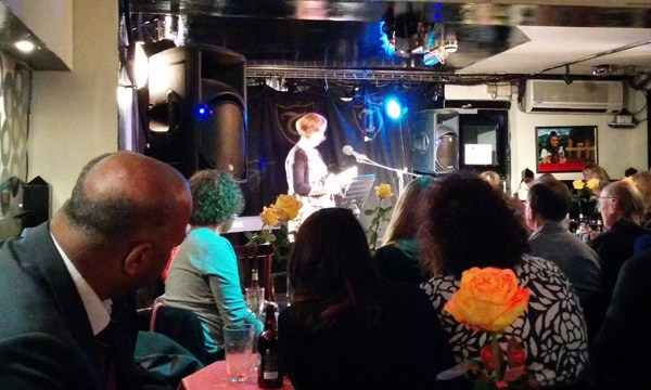 Poetry at the Troubadour