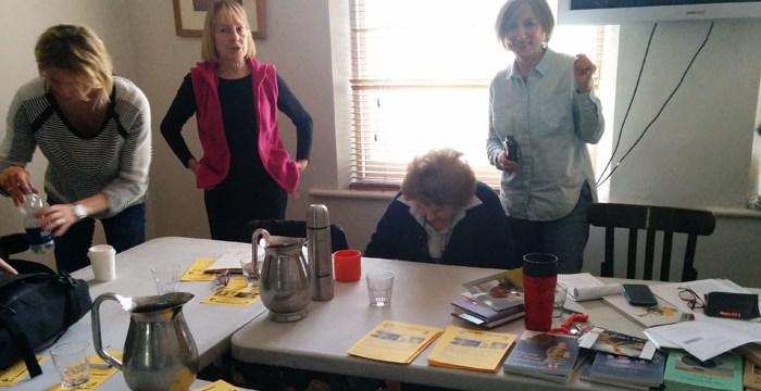 Coffee-House poetry workshop