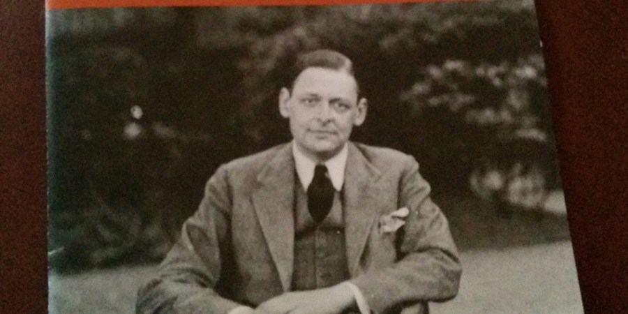 TS Eliot prize readings programme