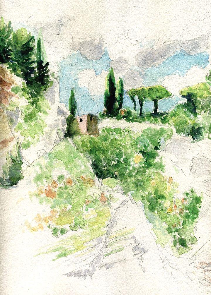 Isola Bella, Taormina, Sicily
