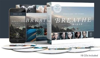 Review: The Breathe Bible Audio New Testament