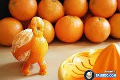 Playing with Food - Oranges