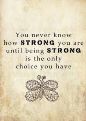 BeingStrong