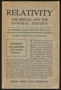 Image: Einstein's General Theory