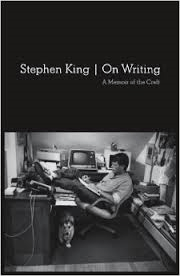 cover of stephen king's on writing: a memoir of the craft