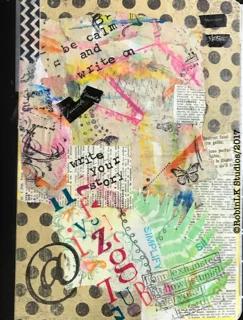 making handmade journals