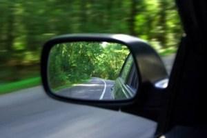 rearview mirror RobinLK Studios