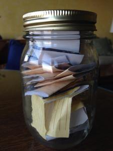 good deeds jar